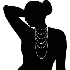 925 Sterling Silver 1.5 MM Box Chain Italian Necklace Sturdy Lightweight – Lobster Claw Clasp 16-36″