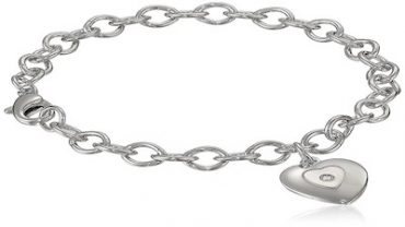 A Sterling Silver Link Chain Bracelet – a Special Gift