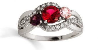 The Versatile Gift: The Sterling Silver Ring – A mothers ring