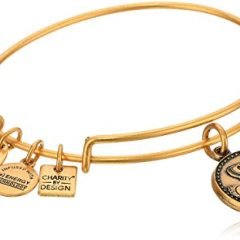 Alex and ANI Charity by Design, Claddagh Bangle Bracelet